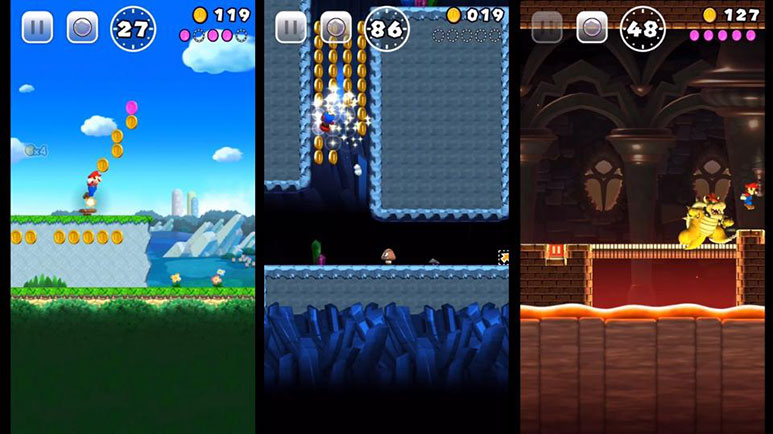 Super Mario Run crosses record 40 million downloads in four days