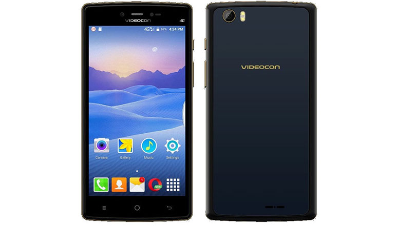 Videocon Ultra30 With 3GB RAM, 5MP front camera with LED flash, 4000mAh battery launched in India at Rs. 8,590