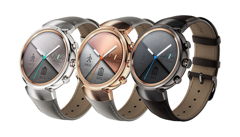 Asus ZenWatch 3 Android Wear smartwatch launched in India starting at Rs. 17,599