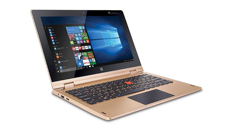 iBall CompBook i360 with 11.6-inch 360-degree rotating display launched at Rs. 12,999