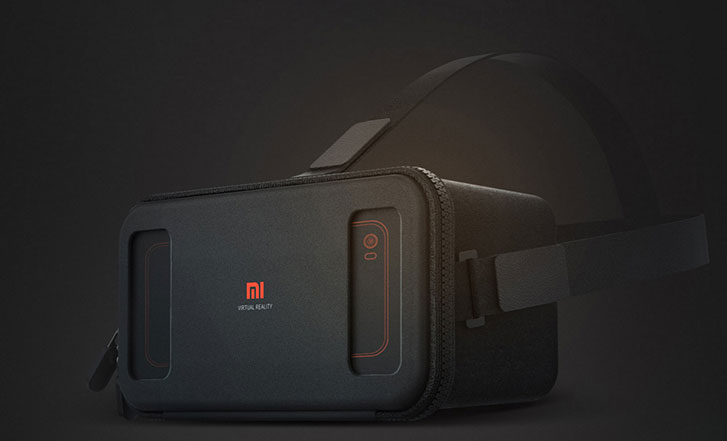 Xiaomi Mi VR Play headset with zipper design launched in India at Rs. 999