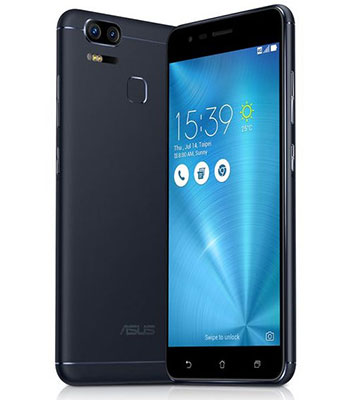 Asus Zenfone 3 Zoom with dual 12MP rear cameras, optical zoom, 5000mAh battery announced at CES 2017