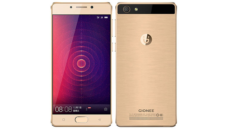Gionee Steel 2 with 3GB RAM, 4000mAh battery, fingerprint sensor launched in China