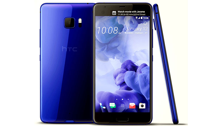 HTC U Ultra and U Play with 16MP front camera, Android 7.0 Nougat, Sense companion announced
