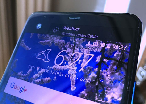 HTC U Ultra (Ocean Note) leaked in live images; tipped to sport secondary display