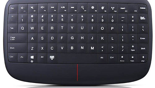 Lenovo Smart Home Assistant, 6TB Smart Storage, Palm-sized Multimedia keyboard announced