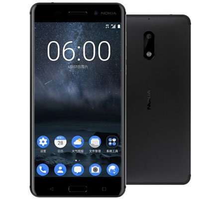 Nokia's first Android smartphone; 'Nokia 6' with 4GB RAM, Android 7.0 Nougat launched in China