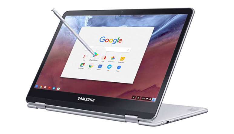 Samsung Chromebook Plus, Chromebook Pro and Notebook Odyssey gaming laptop announced at CES 2017