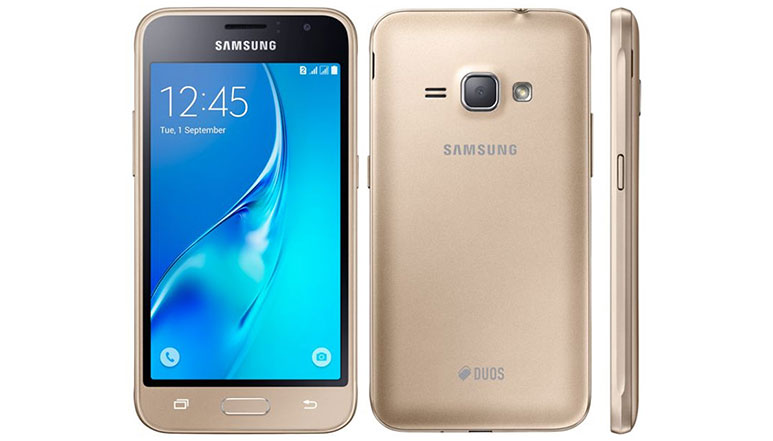 Samsung Galaxy J1 4G with 4.5-inch Super AMOLED display, 4G VoLTE launched in India at Rs. 6,890