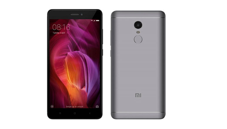 Xiaomi Redmi Note 4 Dark Grey