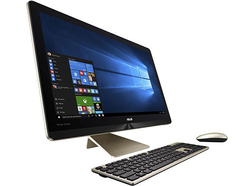 Asus unveils new lineup of PCs powered by Intel's Kaby Lake processor