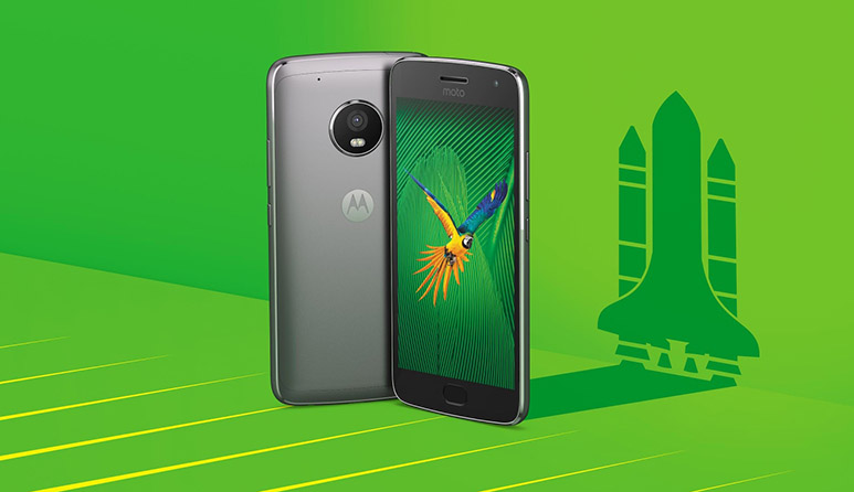 Moto G5 Plus launched in India starting at Rs. 14,999; to be available on Flipkart from midnight