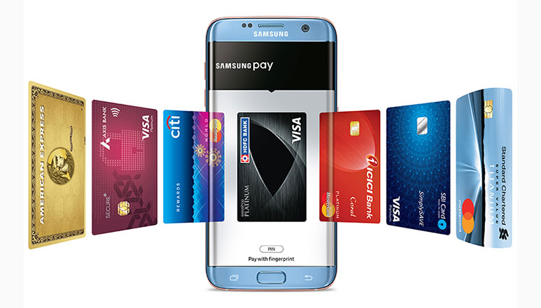 Samsung launches 'Samsung Pay', a first of its kind mobile payment service in India