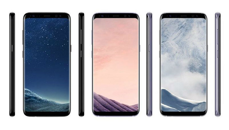 Samsung Galaxy S8 & S8+ new leaked images & details reveal the phones in full glory ahead of launch