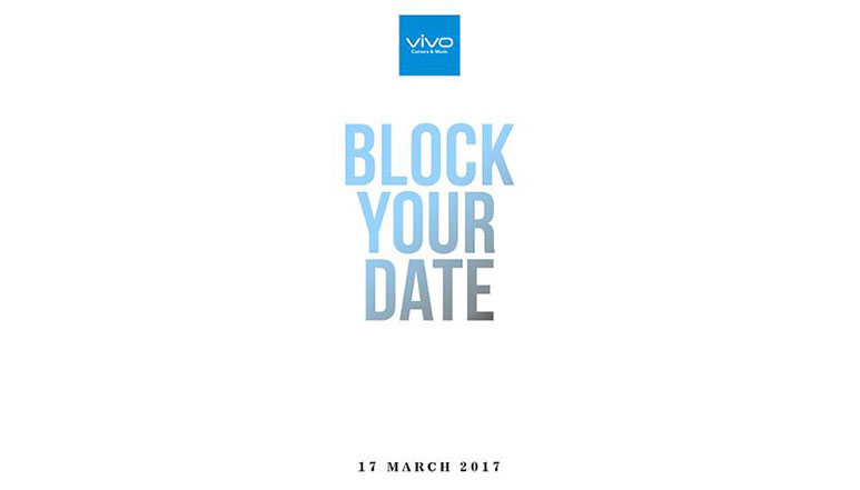 Vivo to launch new smartphone on 17th March in India