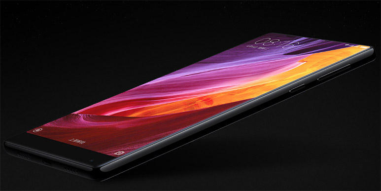 Xiaomi Mi MIX 2 to come with AMOLED display with on-screen Fingerprint Scanner