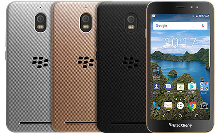 BlackBerry Aurora with Snapdragon 425, 4 GB RAM & 12 MP camera launched in Indonesia