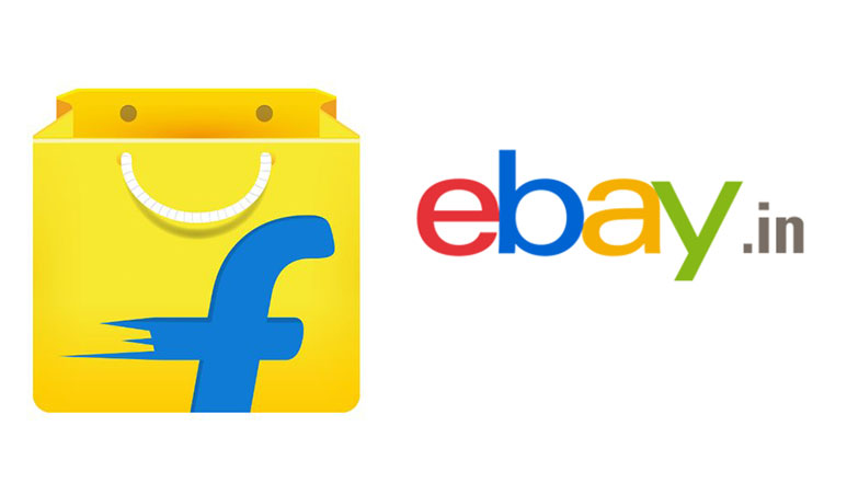 Flipkart reported to be in talks to acquire eBay's operations in India