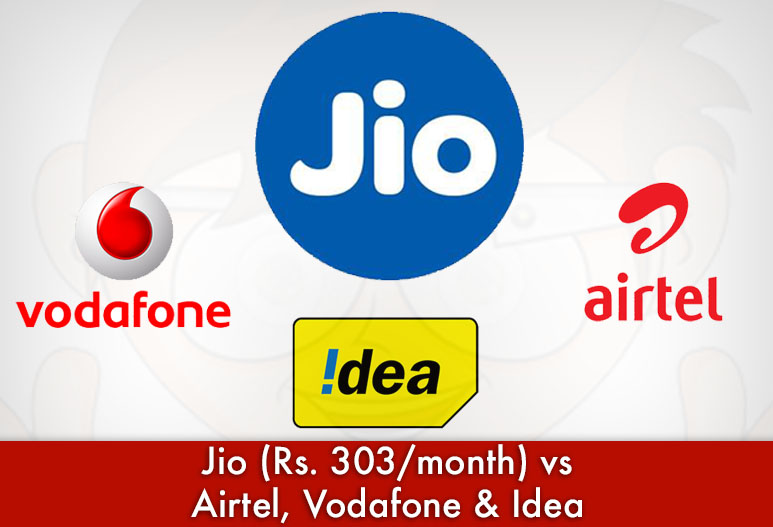 Jio Prime Vs Airtel, Vodafone & Idea: Know all the unlimited plans with limitations and hidden details
