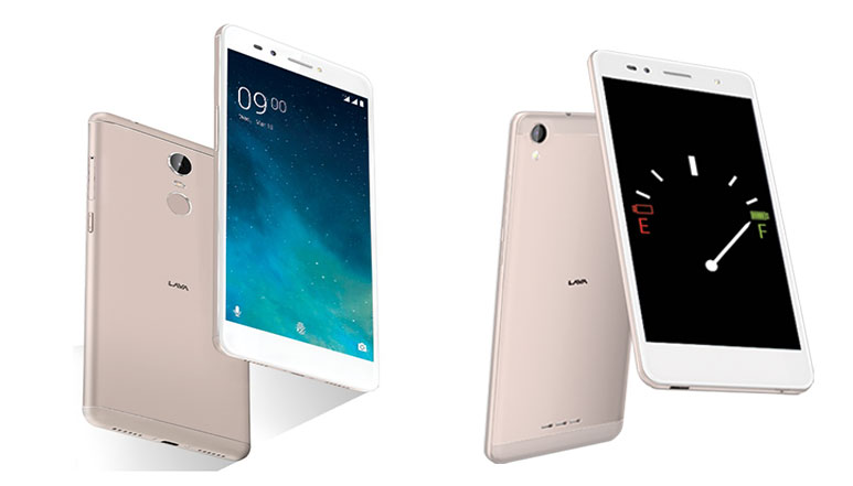 Lava Z10 and Z25 smartphones launched at Rs.11,500 and Rs.18,000