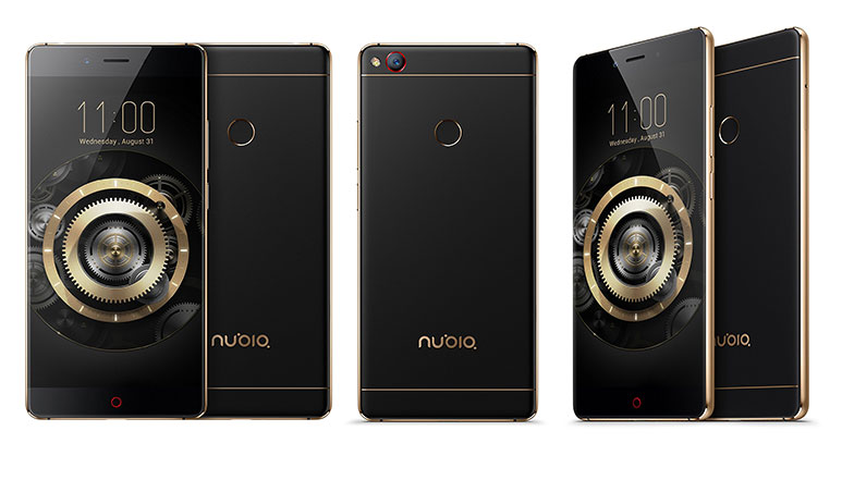 ZTE Nubia Z11 mini S with 23 MP rear, 13 MP front camera launched in India at Rs. 16,999