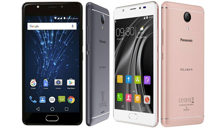 Panasonic Eluga Ray Max & Ray X smartphones with 'Arbo' Virtual Assistant launched in India