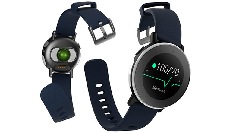 Acer Leap Ware smartwatch that also works as fitness band with a heart sensor launched