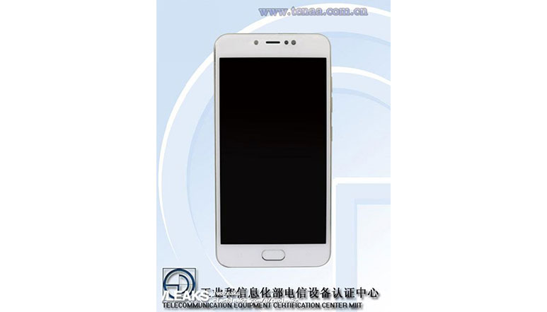 Gionee S10C with 5.2 inch HD display and 16 MP front camera spotted on TENAA