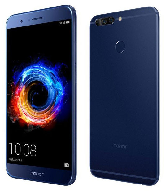 Honor 8 Pro with 5.7 inch Quad HD display, 4 GB RAM & dual 12 MP rear cameras launched