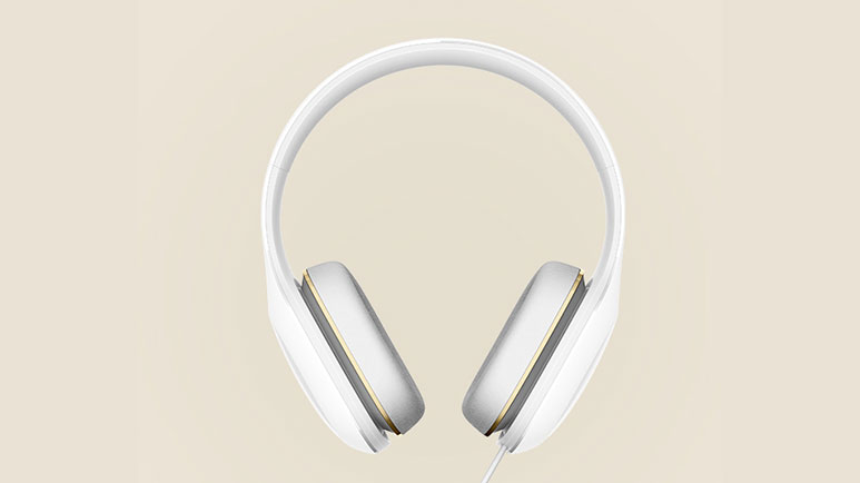 Xiaomi Mi Headphones Comfort with Touch controls launched in India at Rs. 2,999
