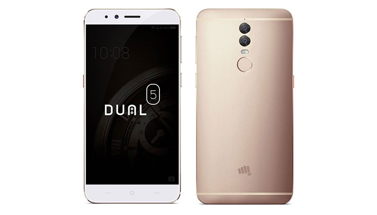 Micromax Dual 5 featured image