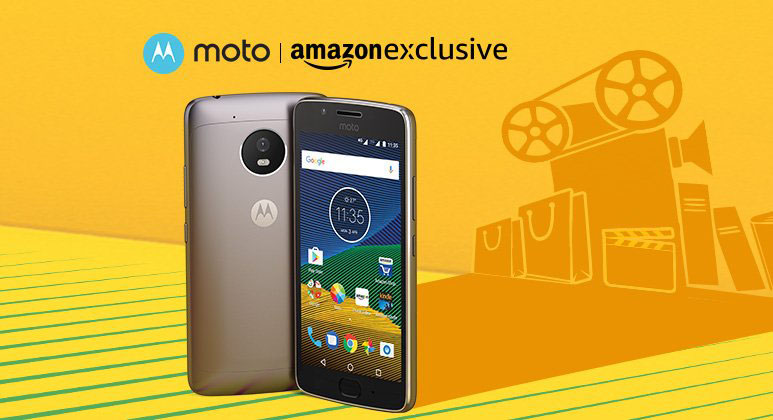 Moto G5 with 5 inch screen, 13 & 5 MP cameras, Nougat 7.0 launched at Rs. 11,999