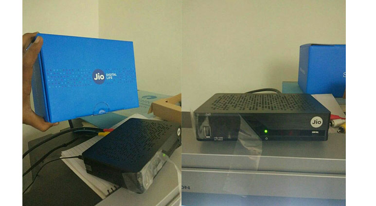 Jio reported to launch its DTH services with free Welcome Offer, set top box leaks