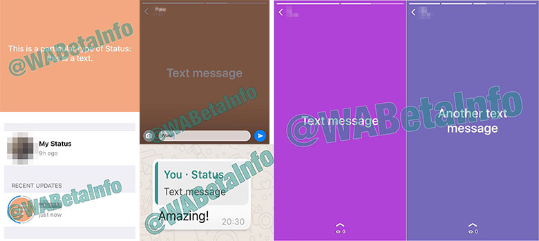 WhatsApp beta gets new 'Album' and 'Text Status' features along with improved 'Live Location'