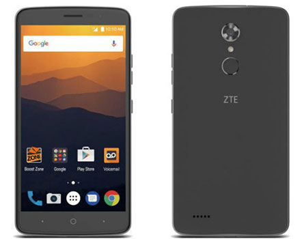 zte max xl 4g lte where