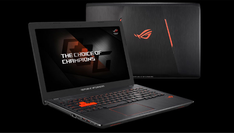 Asus ROG Strix GL553 gaming laptops and Asus ZenBook UX330 ultrabooks launched starting at Rs. 76,990
