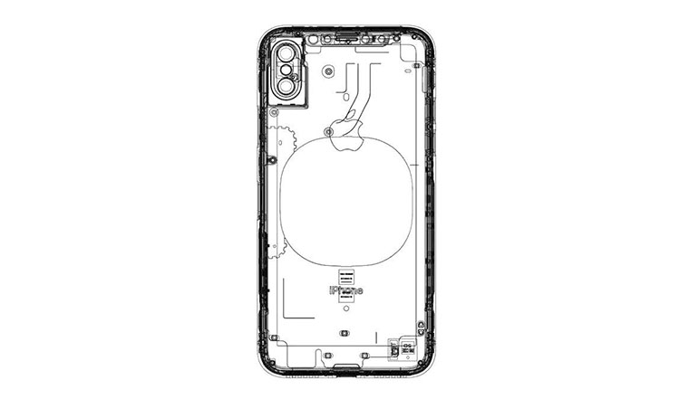 iPhone 8 schematics leaked, hints wireless charging up to 5 meters & vertical dual camera setup