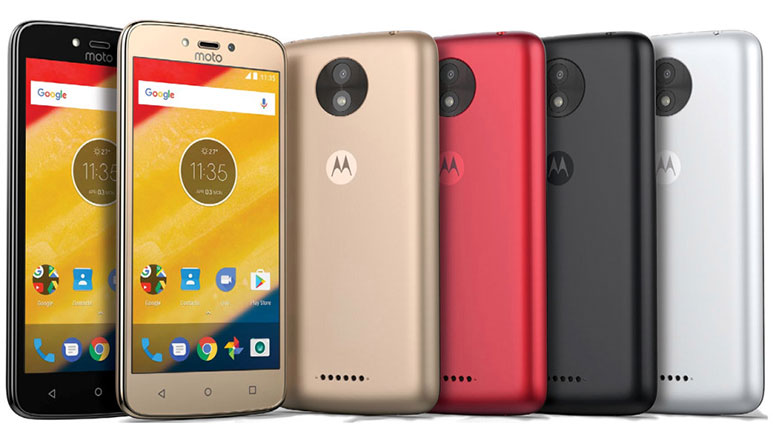 Moto C and Moto C Plus image & specifications leaked, to be the cheapest Motorola phones ever