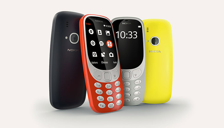 Nokia 3310 to launch in April, followed by Nokia 3, 5 and 6: report
