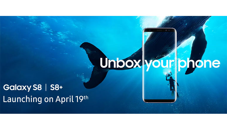 Samsung Galaxy S8 and S8+ to launch in India tomorrow, to be exclusively sold on Flipkart