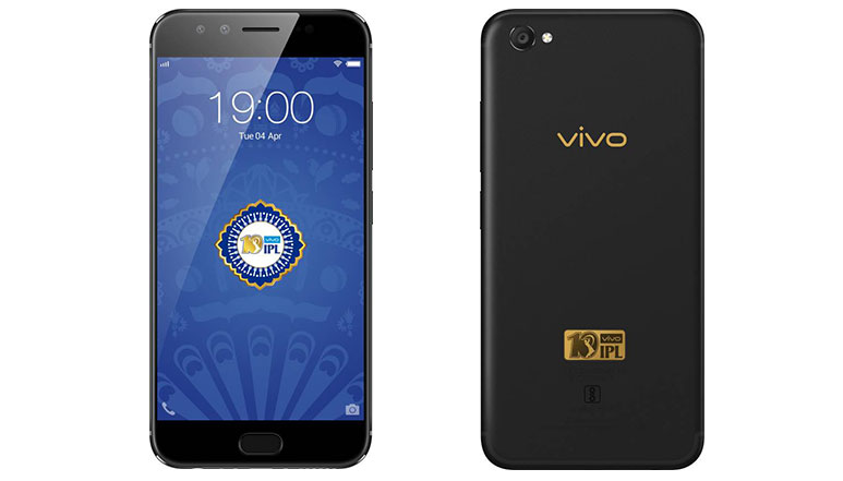 Vivo V5 Plus IPL Limited Edition goes for sale in India, priced at Rs. 25,990