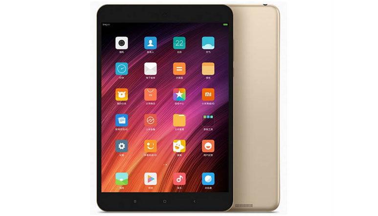 Xiaomi Mi Pad 3 with 7.9 inch screen, 4 GB RAM and 6,600 mAh battery launched in China