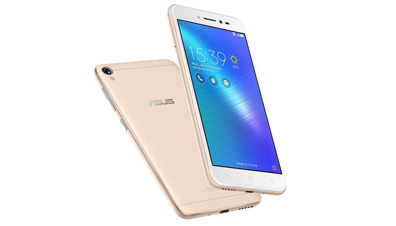Asus ZenFone Live with real-time face beautification and dual MEMS mics launched at Rs. 9,999