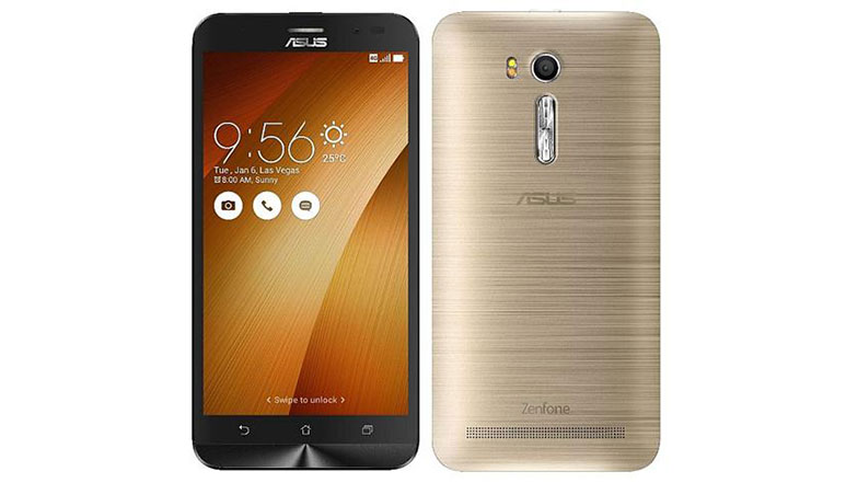 Asus ZenFone Go 5.5 with 13MP rear camera and 5.5-inches screen launched in India at Rs. 8,499