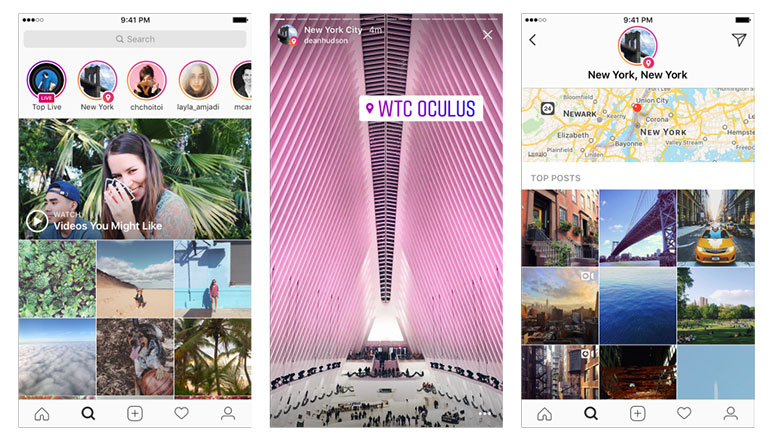 Instagram gets new update, users can now search stories in Explore using 'Location' or 'Hashtag'