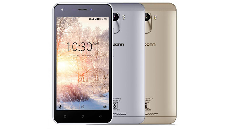 Karbonn Aura Power 4G Plus with 4,000 mAh battery, 5-inch HD display launched at Rs. 5,790