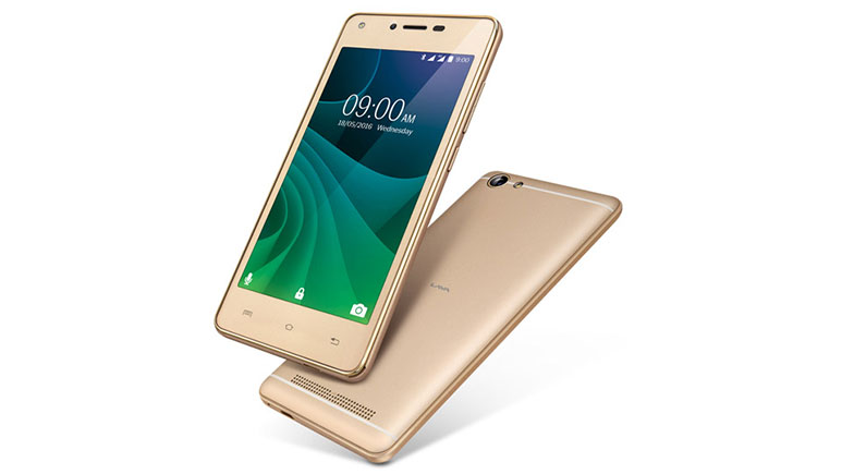 Lava A77 with selfie flash and 4G VoLTE support launched at Rs. 6,099