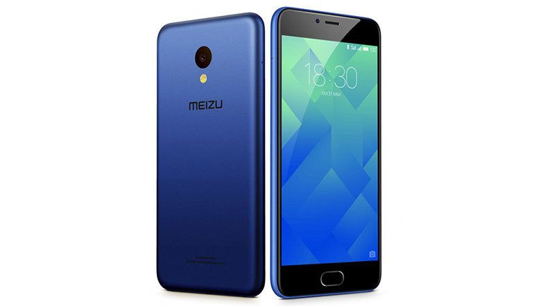 Meizu M5 with 5.2 inches screen, 13 MP rear camera and 3 GB RAM launched at Rs. 10,499