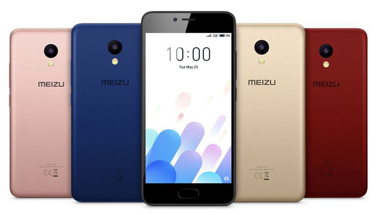 Meizu M5c with 5-inch HD display, 2 GB RAM and 3,000 mAh battery launched