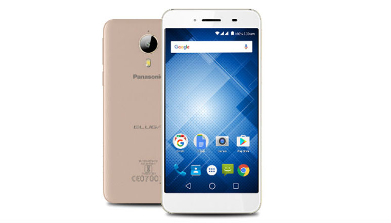 Panasonic Eluga I3 Mega with 5.5-inch screen and 4,000 mAh battery launched at Rs. 11,490